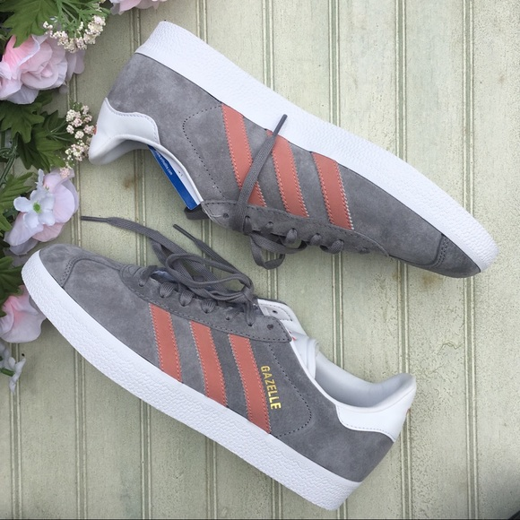 df43b6493 NEW Adidas Originals Gazelle Low Top Sneakers